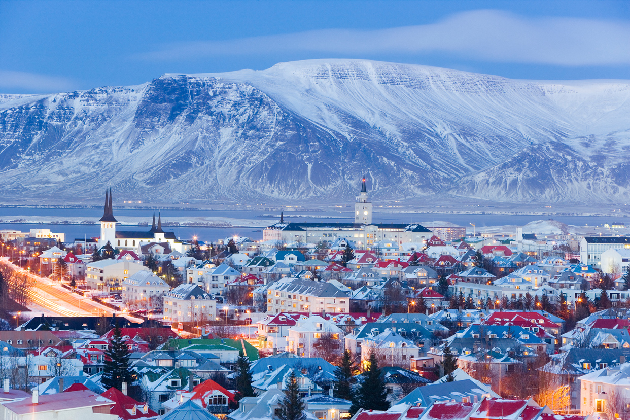 Christmas in Iceland - Eat your way through Christmas treats