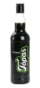 Topas licorice liquor